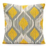 Diamonds Mirage Scatter Cushion - Lemon Yellow (LGSC1909)