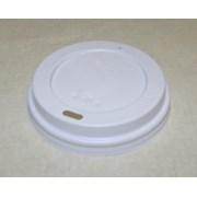 S.hot Cups Lids White  100s            * 12oz (LID-LGE-W)