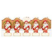 Lindt Santa Packx5 50g (X1354)