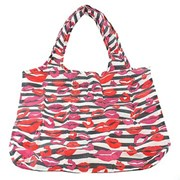 Lesser & Pavey Lips Clip Bag (LP28401)