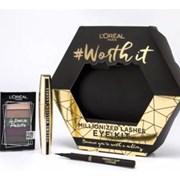 Loreal M I P Mascara Shadow & Eyeliner Gift Set (091502)