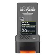 Loreal L'oreal Men Exp Black Mineral Shower Gel 300ml (717200)
