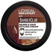 Loreal Men Expert Barber Club Hair Styling Cream 75ml (528691)