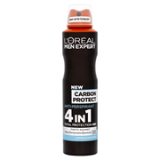 Loreal Men Expert Carbon Protect Deo Spray 250ml (107460)