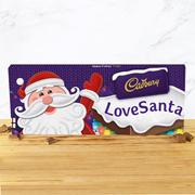 Cadburys Dairy Milk Love Santa 850g (1026-25-447-3)