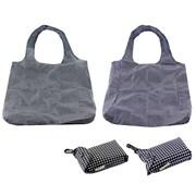 Lesser & Pavey Checked Clip Bag Assorted (LP28397)
