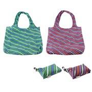Lesser & Pavey Stripes Clip Bag Assorted (LP28398)