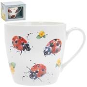 Country Life Ladybirds Mug (LP34054)