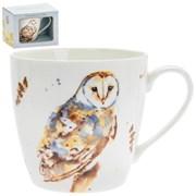 Country Life Barn Owl Mug (LP34058)