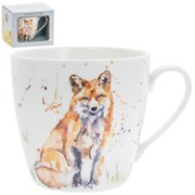 Country Life Fox Mug (LP34060)