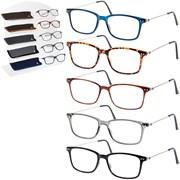 Reading Glasses  Gents 5 Asstd (LP41453)
