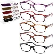 Reading Glasses Ladies 5 Asstd (LP41454)