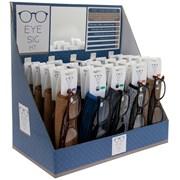 Eye Sight Reading Glasses 5 Asstd (LP43850)