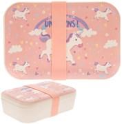 Bamboo Eco Lunch Box Unicorn (LP44587)