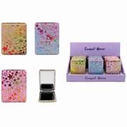Glitter Compact Mirrors Asstd (LP45337)