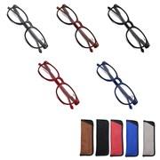 Eye Sight Reading Glasses 5 Asstd (LP45438)