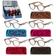 Eye Sight Reading Glasses 5 Asstd (LP45440)