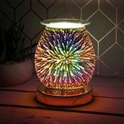 Desire Aroma Lamp Rose Starburst (LP45490)