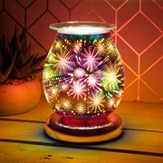 Desire Aroma Lamp Sparkle Rose (LP45491)