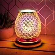 Desire Aroma Lamp Orb Rose (LP45494)