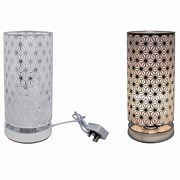 Silver Touch Lamp Star (LP45804)