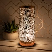 Desire Leaf Touch Lamp Rose Gold (LP46017)