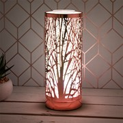Rose Gold Aroma Lamp Colour Led (LP46138)