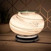 Desire Aroma Lamp Grey Marble (LP46410)