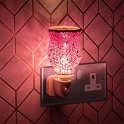 Plug In Warmer Mosaic Pink (LP46478)