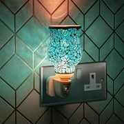 Plug In Warmer Mosaic Teal (LP46479)