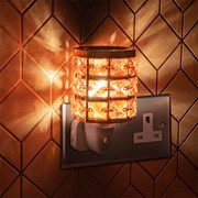 Plug In Warmer Crystal Rose Gold (LP46542)