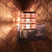Plug In Warmer Crystal Pink (LP46544)