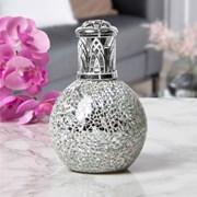 Fragrance Lamp Silver Mosaic (LP46690)
