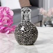Fragrance Lamp Black Mosaic (LP46692)