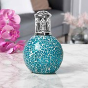 Fragrance Lamp Teal Mosaic (LP46694)