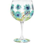 Blue Gerbera Glass (LP46705)