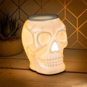 Desire Aroma White Skull Lamp (LP46813)