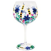 Bees & Wildflowers Glass (LP46875)