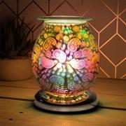 Desire Aroma Lamp Paisley (LP46959)
