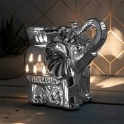 Desire Aroma  Silver Elephant Lamp (LP46997)
