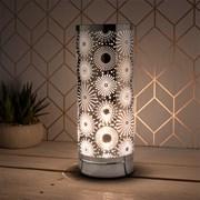 Desire Sparkle Lamp Silver (LP47079)