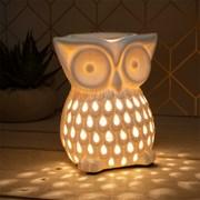Desire Aroma White Owl Lamp (LP47290)