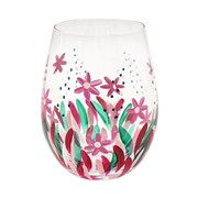 Wild Flowers Stemless Glass (LP47366)