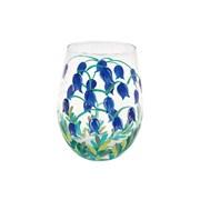 Bluebells Stemless Glass (LP47368)