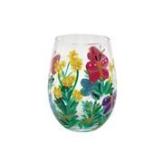 Butterflies Stemless Glass (LP47378)