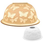 T/light Holder Butterfly (LP47519)