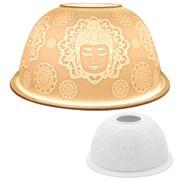 T/light Holder Buddha (LP47523)