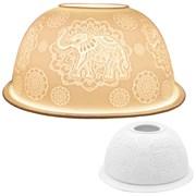 T/light Holder Elephant (LP47524)