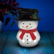 Snowman Aroma Lamp (LP52452)