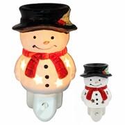 Snowman Plug In Warmer (LP52454)